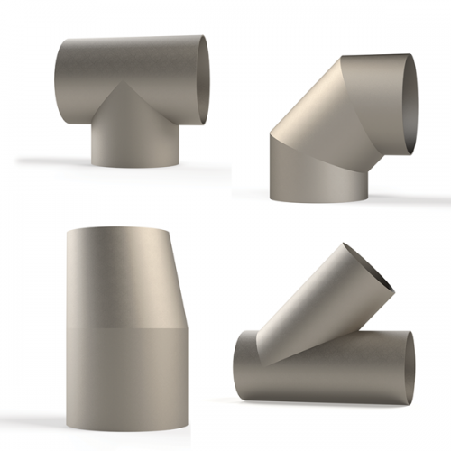 1500 Series Weld-On Mitered Fittings